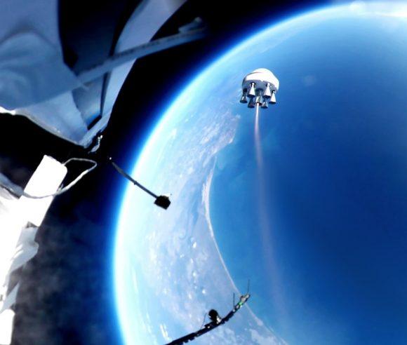 Primer lanzamiento de prueba del Bloostar (Zero 2 Infinity).