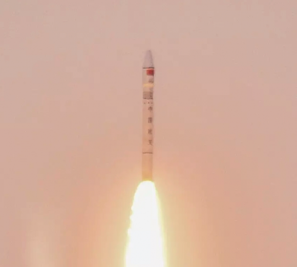 Lanzamiento del Kaituozhe 2 (CASIC).