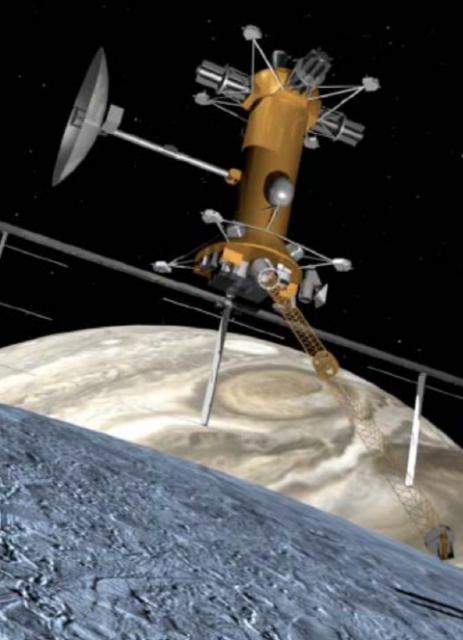 Sonda JEO (NASA).