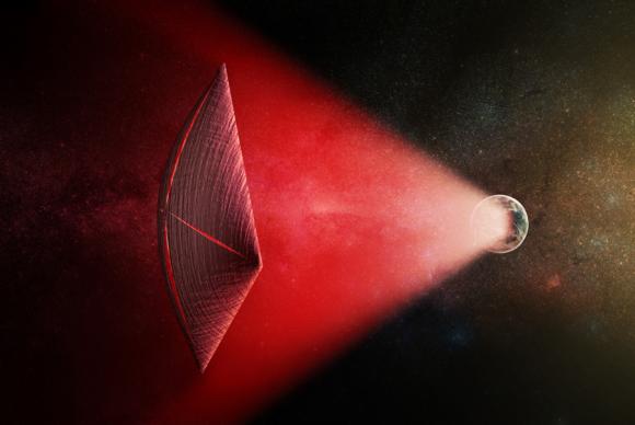 ¿Son las FRB haces máser de civilizaciones alienígenas? (M. Weiss/CfA).