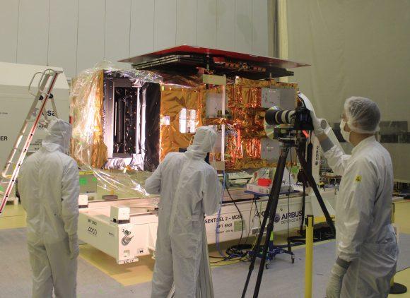 Sentinel 2B (ESA).