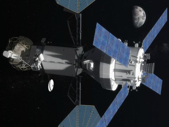Con el nuevo presupuesto podemos despedirnos casi con total seguridad de la parte tripulada de la misión ARM para tarer muestras de un asteroide a la Tierra (NASA).