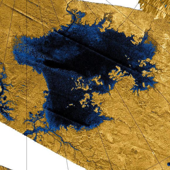Ligeia Mare (NASA).
