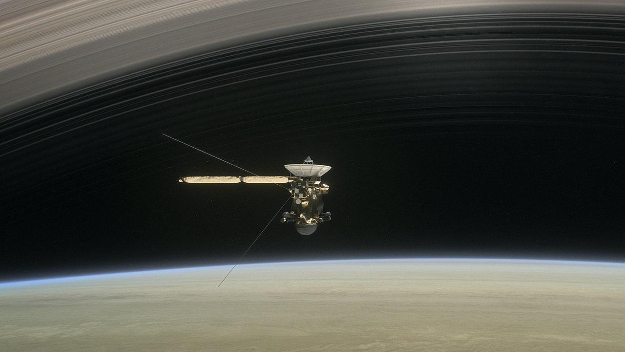 Resultado de imagen para Cassini
