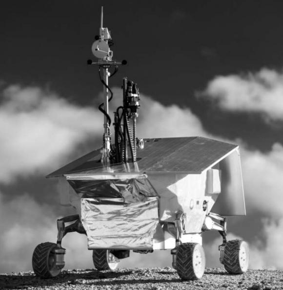 Otra vista del rover (NASA).