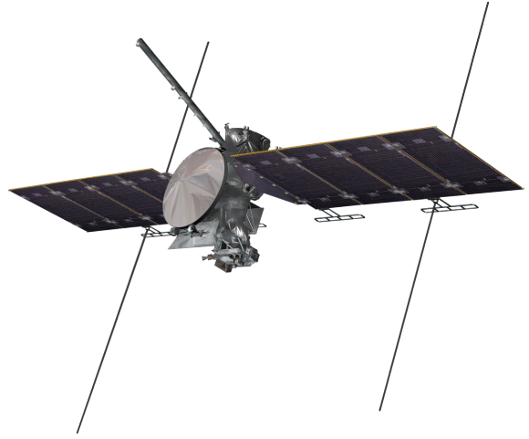 Sonda Europa Clipper (NASA).