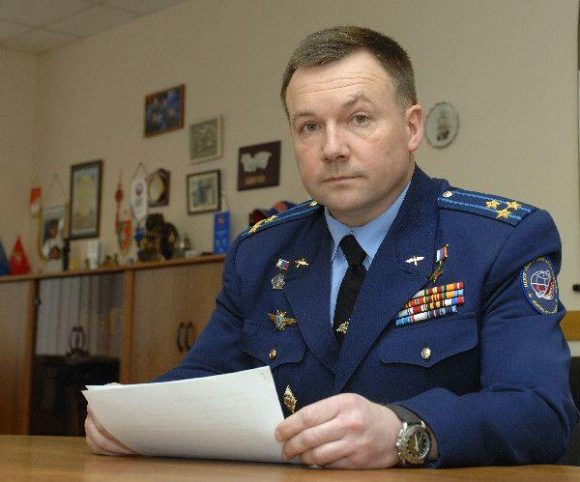 Yuri Lonchakov (Roscosmos).