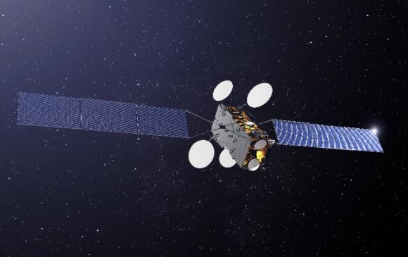 SGDC (Arianespace).