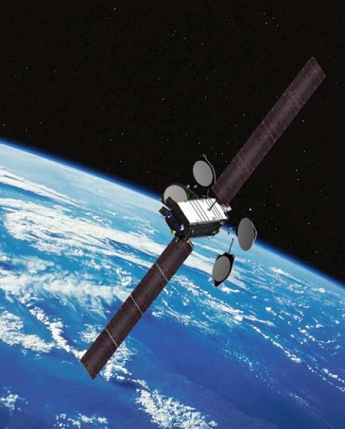 Satélite SES 15 (Arianespace).