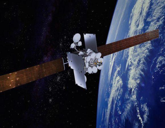 Satélite Inmarsat 5 (Inmarsat).