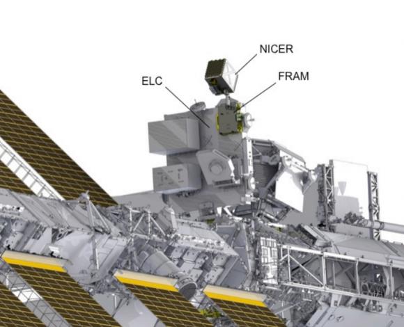 Localización de NICER (NASA).