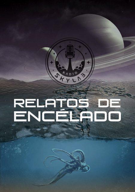 Portada Relatos de Encélado