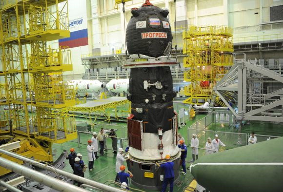 Progress MS-06 (RKK Energía).