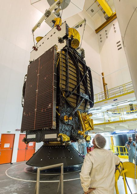 HS3-IS (Arianespace).
