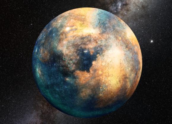 ¿Existe un planeta 10 del tamaño de Marte en el exterior del cinturón de Kuiper? (Heather Roper/LPL).