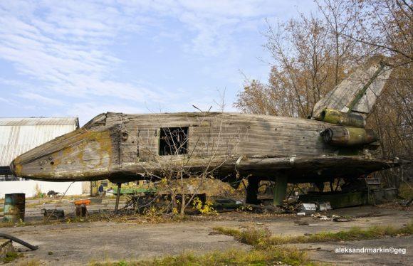 El Burán de madera de Zhukovsky ().