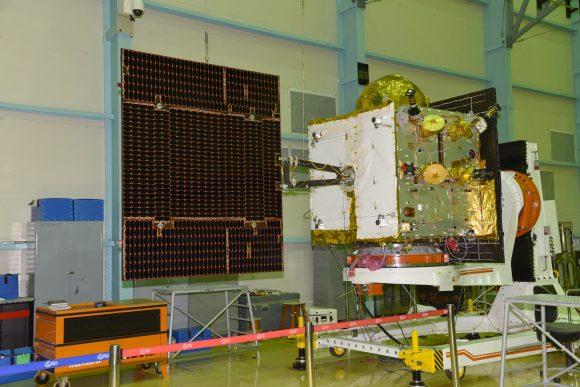 IRNSS-1H (ISRO).