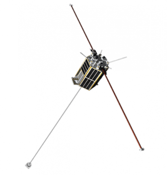 Otra vista del satélite Yubileyny (ISS Reshetniov).