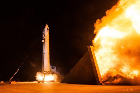 Lanzamiento del ORS-5 (Orbital ATK/Ben Cooper).