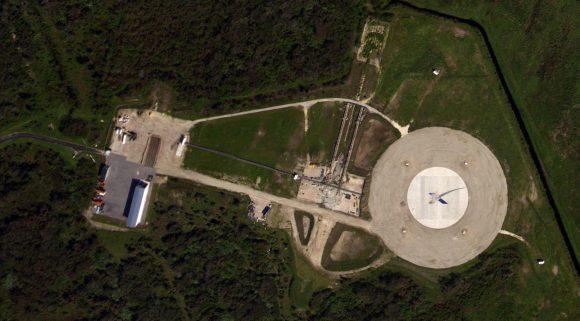Zona de aterrizaje LZ-1 en Florida (Reddit.com).