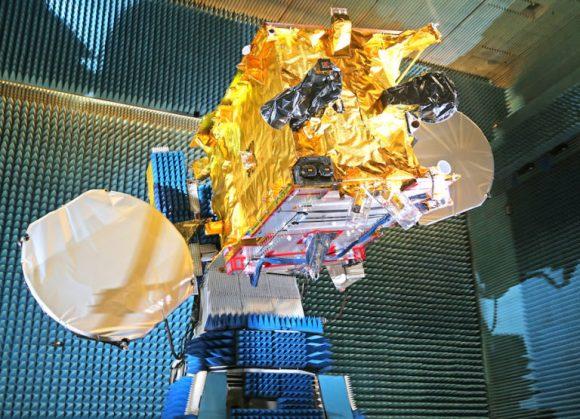 Satélite SES-11 (SpaceX).
