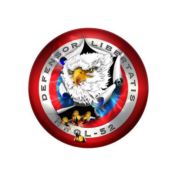 Emblema de la misión (NRO).