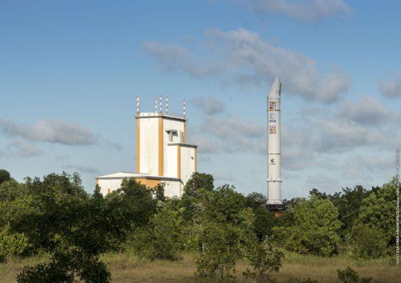 EAP de la misión VA238 trasladado al BIL (Arianespace).