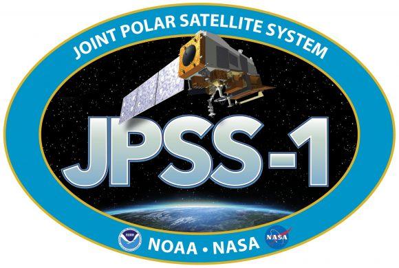 Emblema de la misión (NASA/NOAA).
