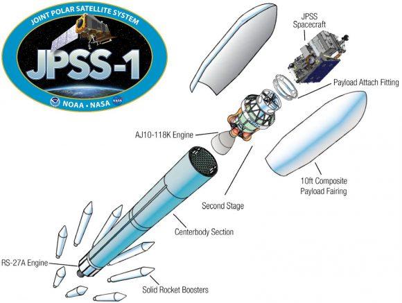 Cohete Delta II 7920-10 (NASA).