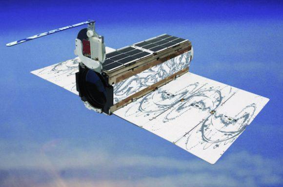 Cubesat Flock 3m (Orbital ATK).