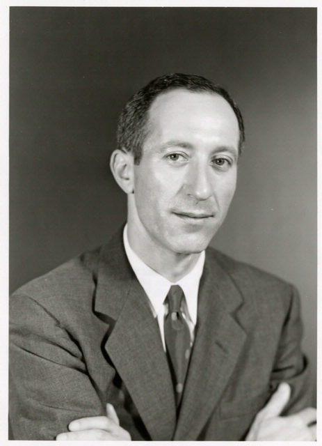 Milton W. Rosen, el padre del proyecto Vanguard y el cohete Viking (airandspace.si.edu).