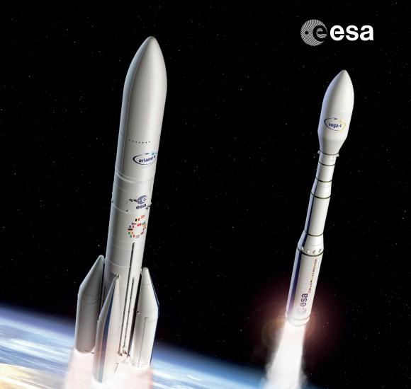 El Ariane 6 y el Vega compartirán los (ESA).
