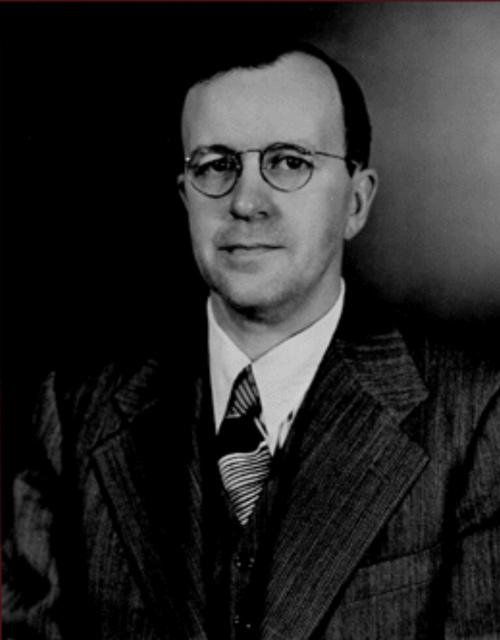 John P. Hagen, director del proyecto Vanguard (NASA).