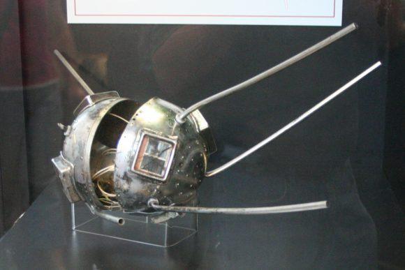 Así quedó el satélite (NASA).