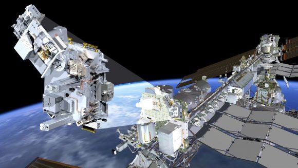 Instrumento TSIS (NASA).
