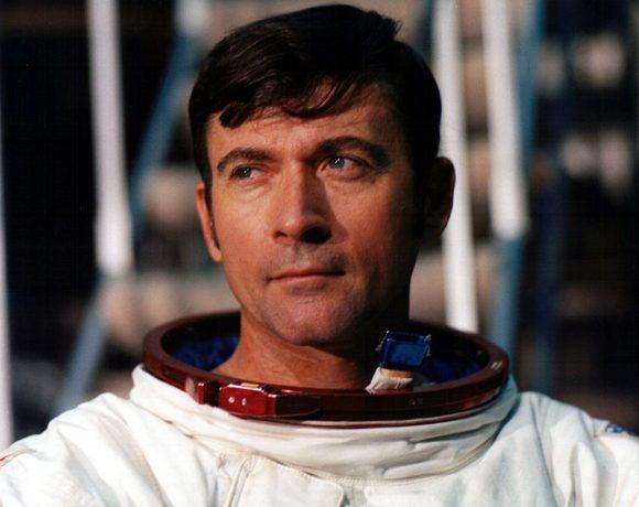 John Young (1930-2018).
