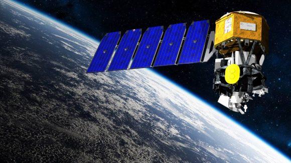 Satélite ICON de la NASA para el estudio de la ionosfera (NASA).