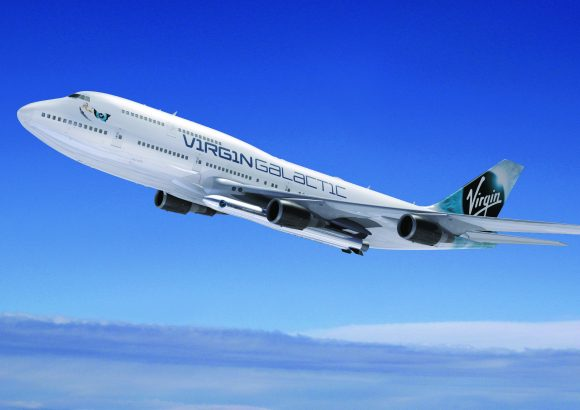 En 2018 debe despegar el Launcher One de Virgin Galactic (Virgin Galactic).