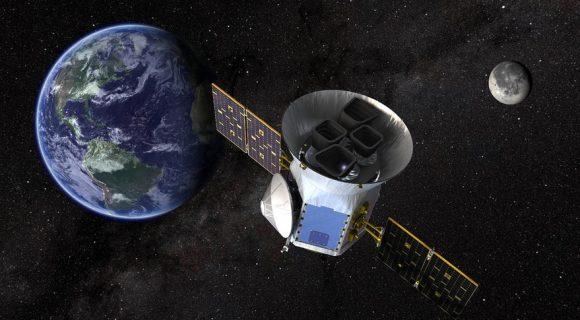 Este año veremos el lanzamiento del cazador de exoplanetas TESS (NASA).