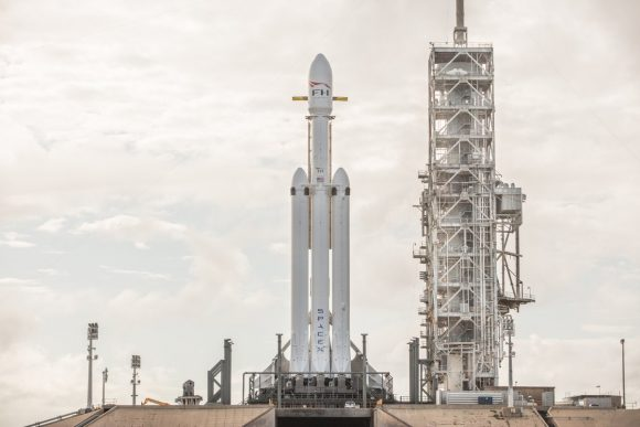 Todo listo (SpaceX).