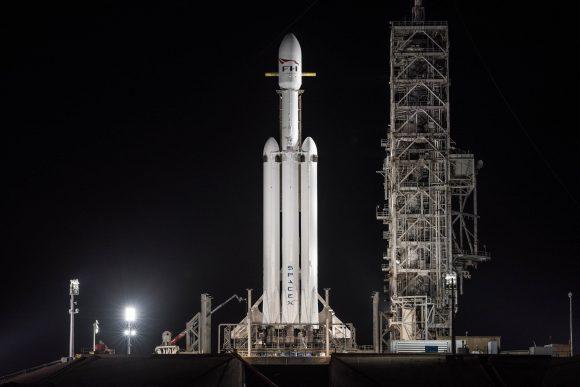 Esperando el día (SpaceX).