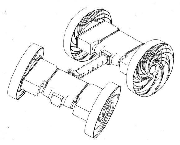 Detalle de los ejes (RKK Energía).