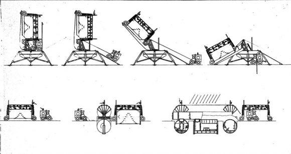 Esquema de descenso de (RKK Energía).