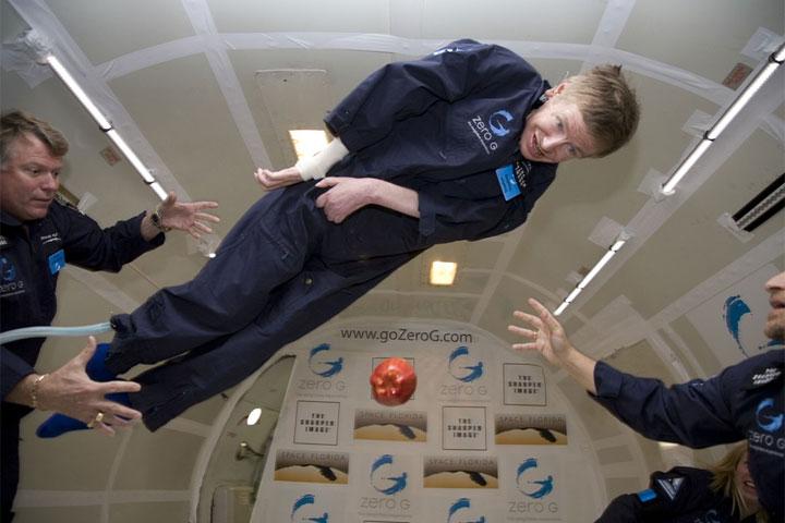 Adiós, Stephen | Astronomía | Eureka