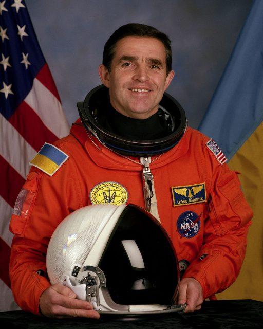 Leonid Kadeniuk ha sido oficialmente el único cosmonauta ucraniano (NASA).