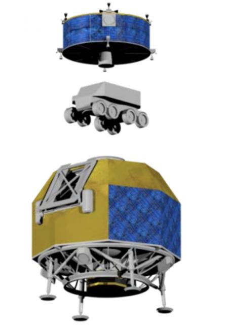 Sonda LEAP (ESA).