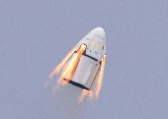 Prueba de aborto de mayo de 2015 (SpaceX).