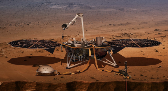 Sonda InSight (NASA).