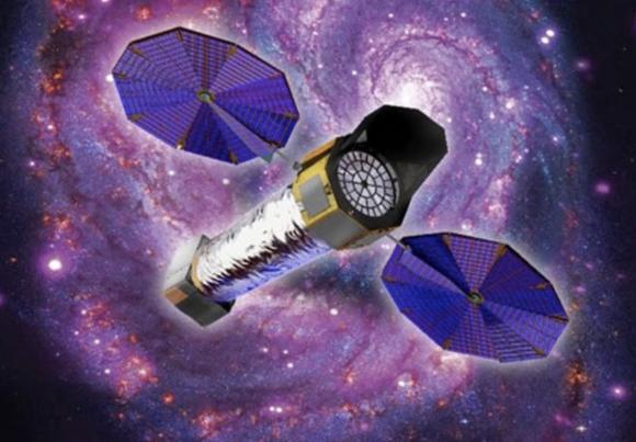 Telescopio espacial de rayos X Lynx (NASA).