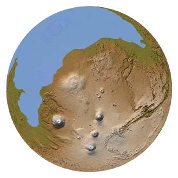 Marte acuático